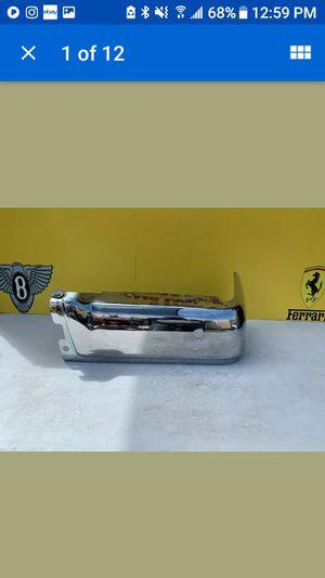 2009 - 2014 FORD F 150 LEFT REAR BUMPER CHROME CAP END SENSOR OEM for Sale in Los Angeles, CA
