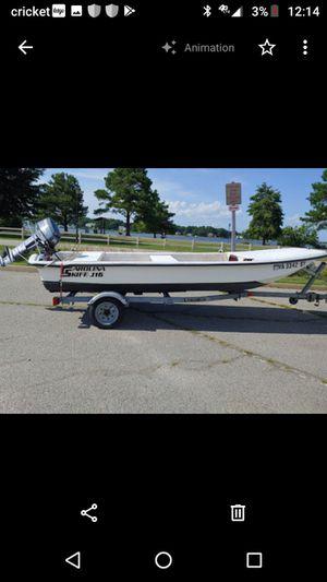 Boat Carolina skiff J 16 for Sale in Portsmouth, VA