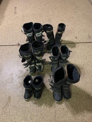 Kids motorcycle boots for Sale in Poway, CA