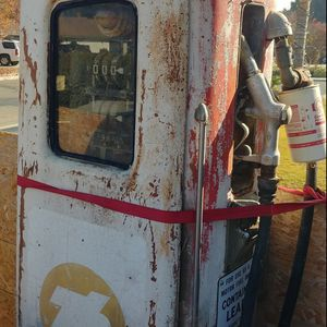 Union 76 Gas Pump Dates 1950's for Sale in Visalia, CA
