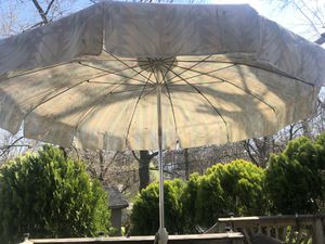 Large Patio Umbrella for Sale in Independence, MO