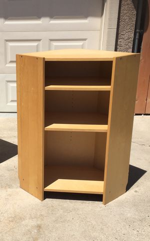 IKEA corner shelf, Entertainment stand or Organizer for Sale in Buena Park, CA