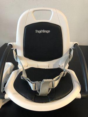 PegPerego Rialto Booster Seat for Sale in Seattle, WA