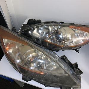 Mazda 3 Sedan HID Headlights Pair for Sale in San Diego, CA