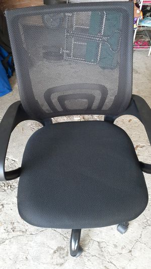 Office chair adjustable for Sale in San Jose, CA