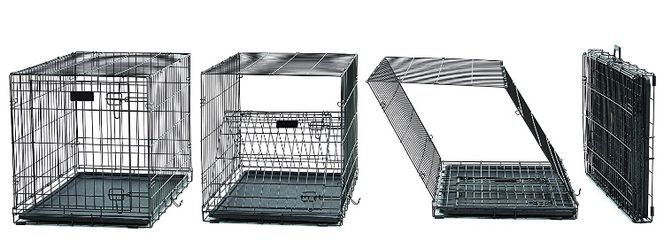 Large Foldable Dog Crate /Kennel/Cage for Sale in Gainesville,  FL