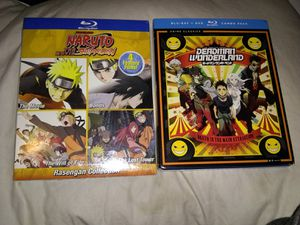 Animated movies Blu-ray for Sale in New Caney, TX