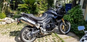 2008 Triumph Tiger 1050 Motorcycle for Sale in San Antonio, TX