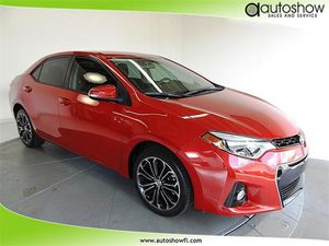 2015 Toyota Corolla for Sale in Fort Lauderdale, FL