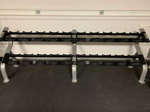 Troy DR-10 Pro-Style Dumbbell Rack for Sale in King City, OR