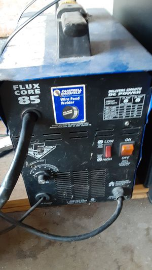 Campbell welder for Sale in Norwalk, CA