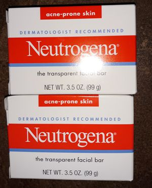 Neutrogena Facial Bar for Sale in Gilbert, AZ
