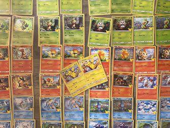 2021 McDonald's Pokémon 25th Anniversary Card Complete Set for Sale in Pico Rivera, CA