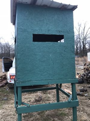 Deer blind for Sale in Shelbyville, TN