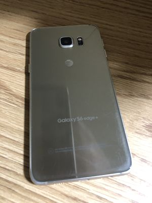 Samsung Galaxy S6 edge plus for Sale in Spring Valley, NY