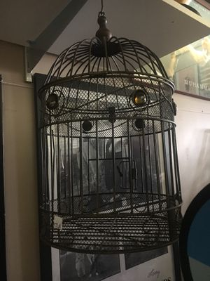 Vintage Bird Cage for Sale in St. Peters, MO