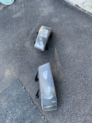 2010 Chevy GMC headlights for Sale in Providence, RI