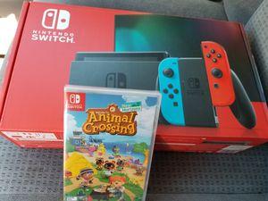 Nintendo switch console for Sale in Huntington Beach, CA