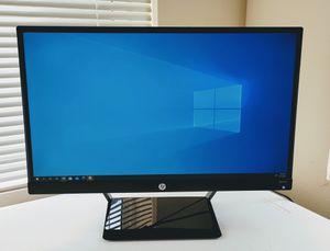 HP 22cwa monitor for Sale in Bothell, WA