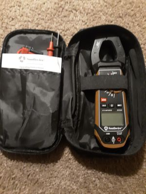 Southwire AC/DC multimeter for Sale in Monroe Township, NJ