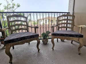 Two antique style chairs for Sale in Henderson, NV