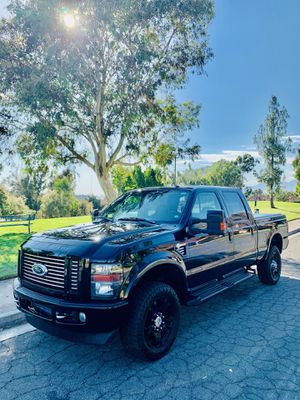 2009 Ford F-350 4x4 Harley Davidson edition for Sale in Moreno Valley, CA