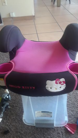 Hello kitty buster seat for Sale in Spring Valley, CA