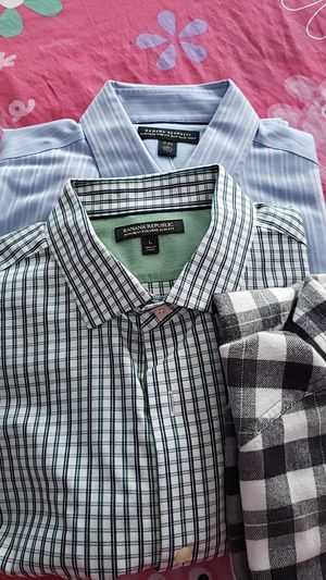 Men's Dress shirts for Sale in Springfield, VA