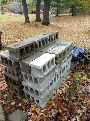 Cement blocks for Sale in Dixmont, ME