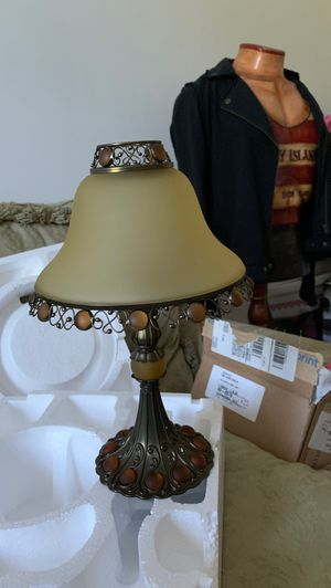 Brand new partylite Paris retro tea light lamp for Sale in Boca Raton, FL