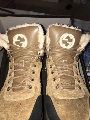Gucci Men's Hiking Boots for Sale in San Francisco, CA