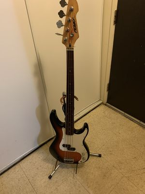 peavey international series milestone ii bass guitar for Sale in Westland, MI
