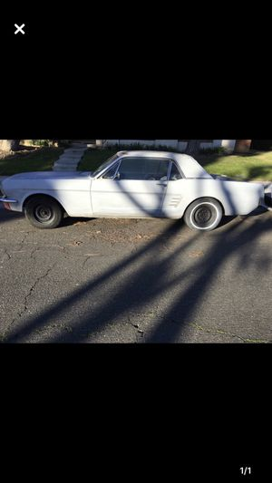 1966 mustang for trade for Sale in Fullerton, CA