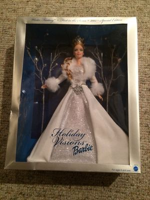 Unopened Collectible Holiday Barbies for Sale in Coraopolis, PA