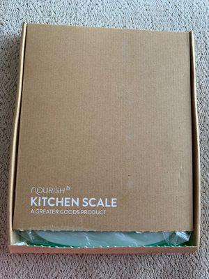 Nourish digital kitchen scale for Sale in North Andover, MA