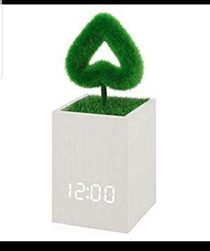 Modern Cube Desk Alarm Clock for Sale in Barstow, CA