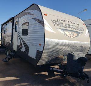2015 Wildwood Travel Trailer 27RL for Sale in Mesa, AZ