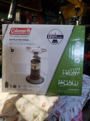 Coleman Propane Stove Brand New $30 for Sale in San Jose, CA