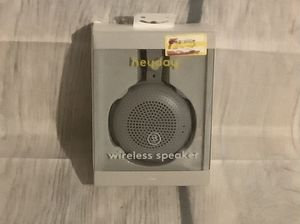 Heyday Wireless Speaker for Sale in Middlebury, CT