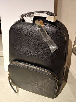 Aldo black leather backpack for Sale in Mesa, AZ