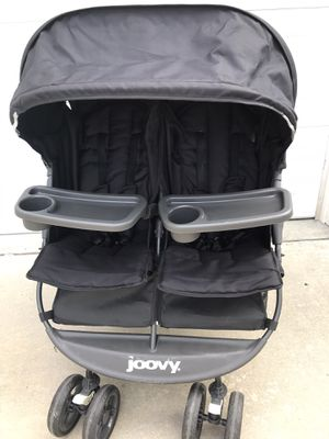 Joovy Scooter X2 double stroller Like NEW for Sale in San Diego, CA