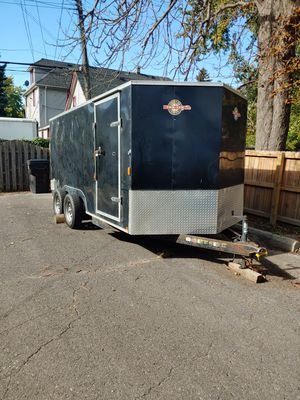 Enclosed trailer 16x7 for Sale in Detroit, MI