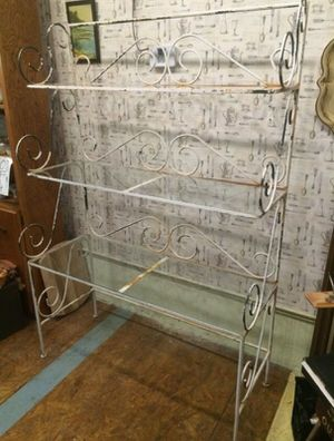 Antique Bakers rack $125 for Sale in San Diego, CA