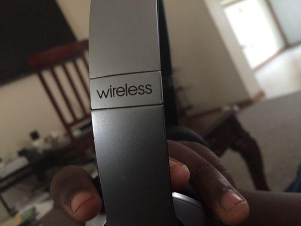 Beats solos wireless