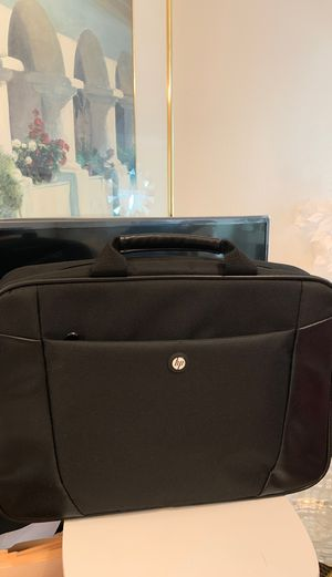 Laptop Case HP with Shoulder Strap for Sale in El Cajon, CA