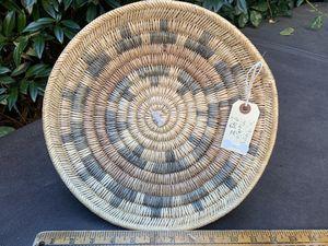 1940s Navajo Wedding Basket for Sale in Portland, OR