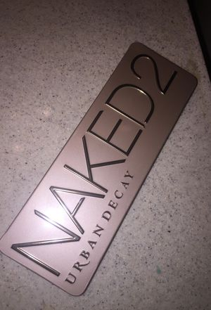 Naked 2 ( Real Urban Decay Palette ) for Sale in Fort Worth, TX