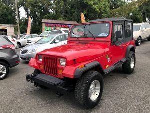 1995 Jeep Wrangler (*$500 Instant Rebate off Asking Price) for Sale in Lynchburg, VA