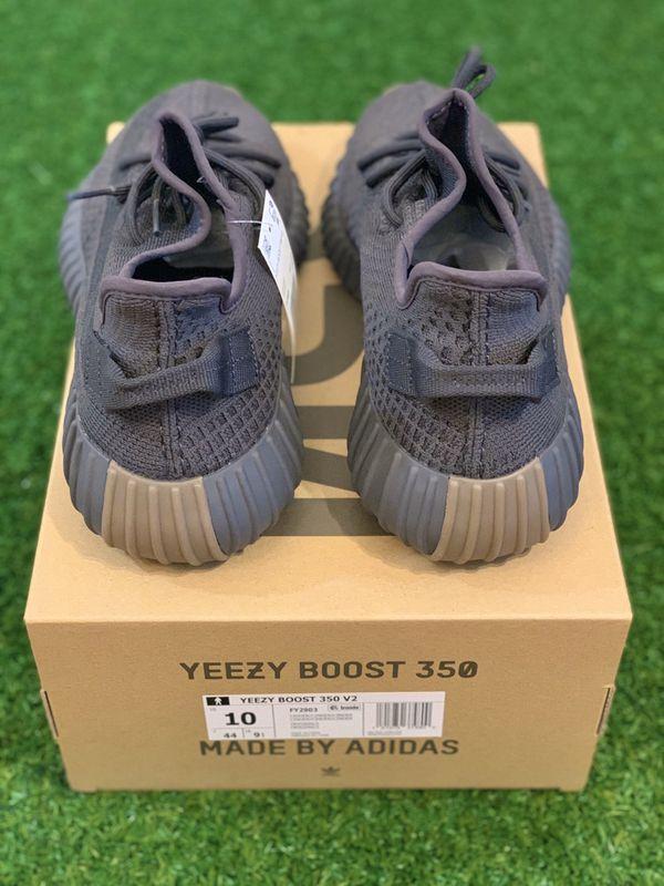 """2020 Adidas Yeezy 350 V2 """"Cinder"""" / Size 10"""