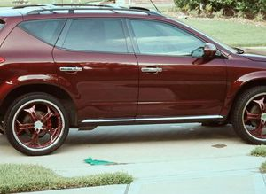 2003 Nissan Murano price $1000 for Sale in Riverwoods, IL